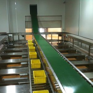 Rubber Conveyor Belt System