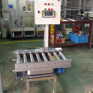 Industrial Weighing Machine - Automate Technology