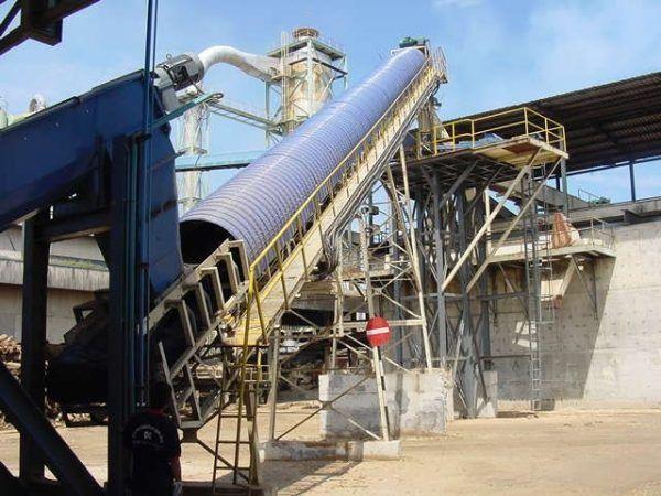 Rubber Belt Conveyor - Automate Technology