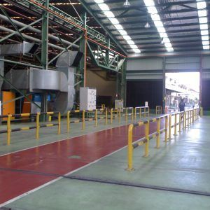 Safety Fencing - Automate Technology