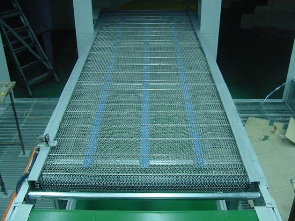 Wire Mesh Conveyor - Automate Technology